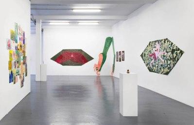 Michela Martello. Of the Earth | Sulla Terra, veduta della mostra, Galleria Giovanni Bonelli, Milano Courtesy Galleria Giovanni Bonelli