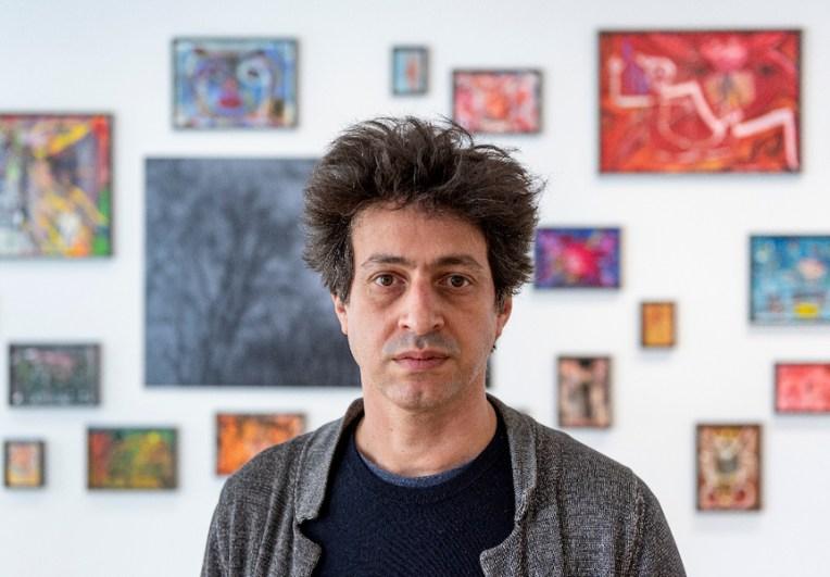 Yuval Avital ph. Leonardo Morfini Courtesy BUILDING, Milano