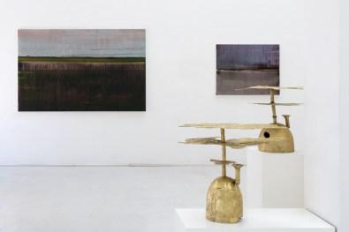 Ghassan Zard, installation view, 2021, Studio la Città, Verona Photo Michele Sereni