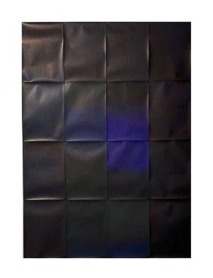 Silvia Inselvini, Notturni, 2021, penna a sfera su carta, 84.5x118.5 cm - Courtesy l'artista e Cultura In-attesa