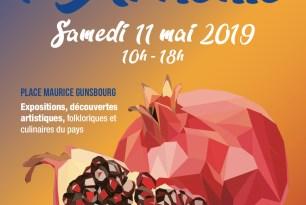 Journée de l'Arménie à Clamart le 11 Mai 2019
