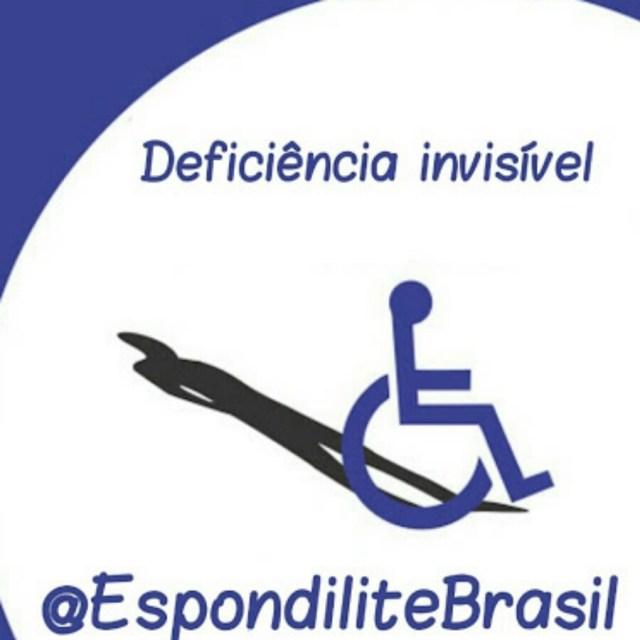 """alt=""""Espondilite Anquilosante uma Deficiência invisível"""""""