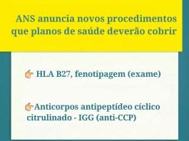 """alt=""""ANS anuncia novos procedimentos que planos de saúde deverão cobrir"""""""