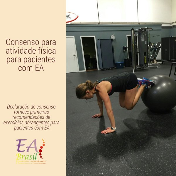 Consenso sobre atividade física e Espondilite Anquilosante