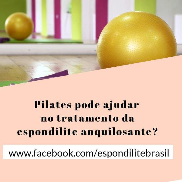 Pilates pode ajudar no tratamento da Espondilite Anquilosante?