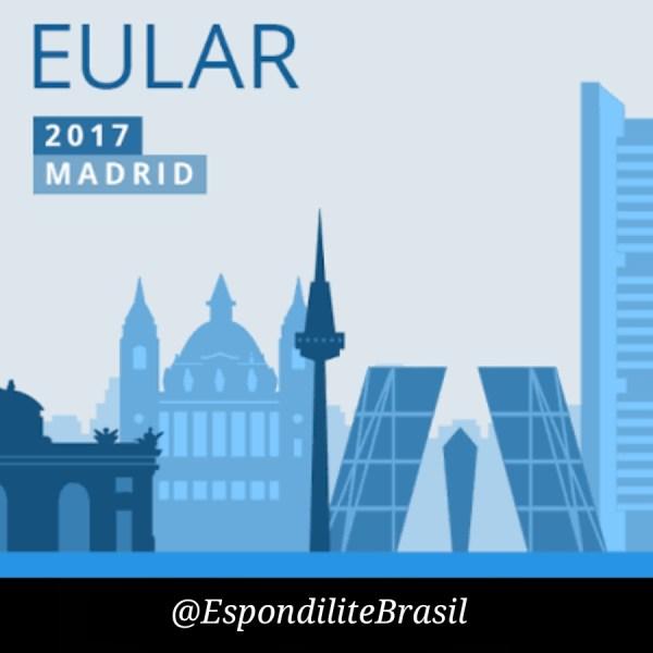 EULAR 2017 apresenta dados de tratamento de artrite psoriásica e espondilite