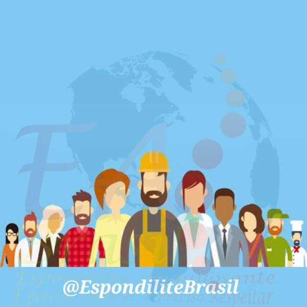 Classificados Espondilite Brasil
