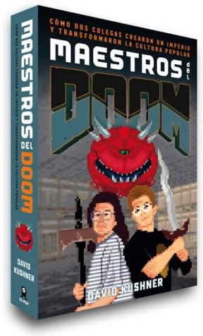 Resultado de imagen de Maestros del Doom - David Kushner