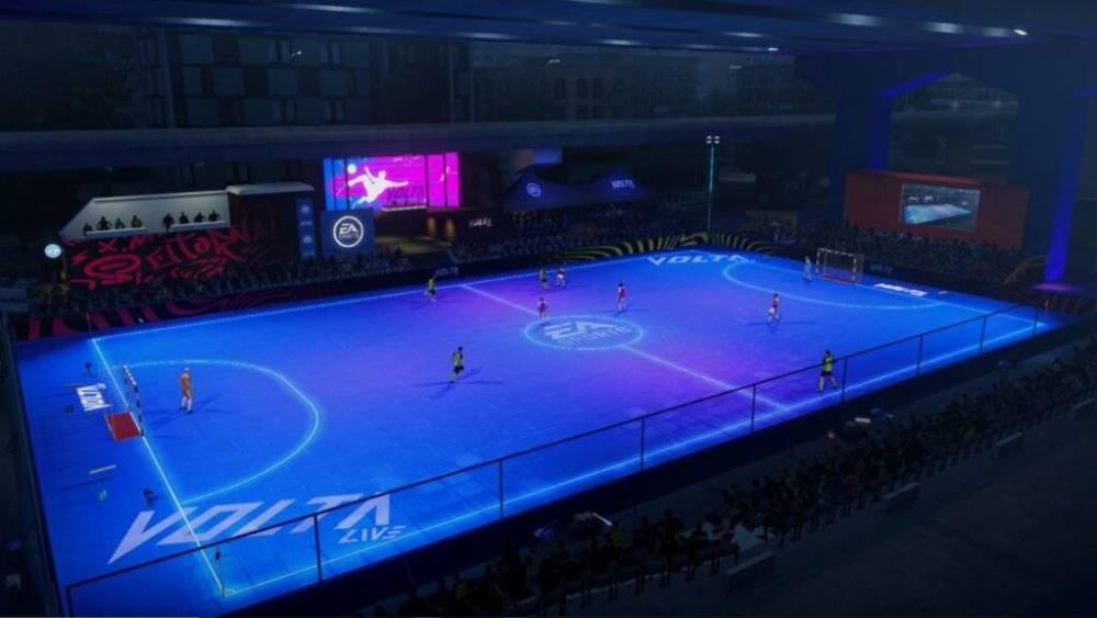 EA SPORTS™ FIFA Online 4e yeni oyun modu Volta Live 1