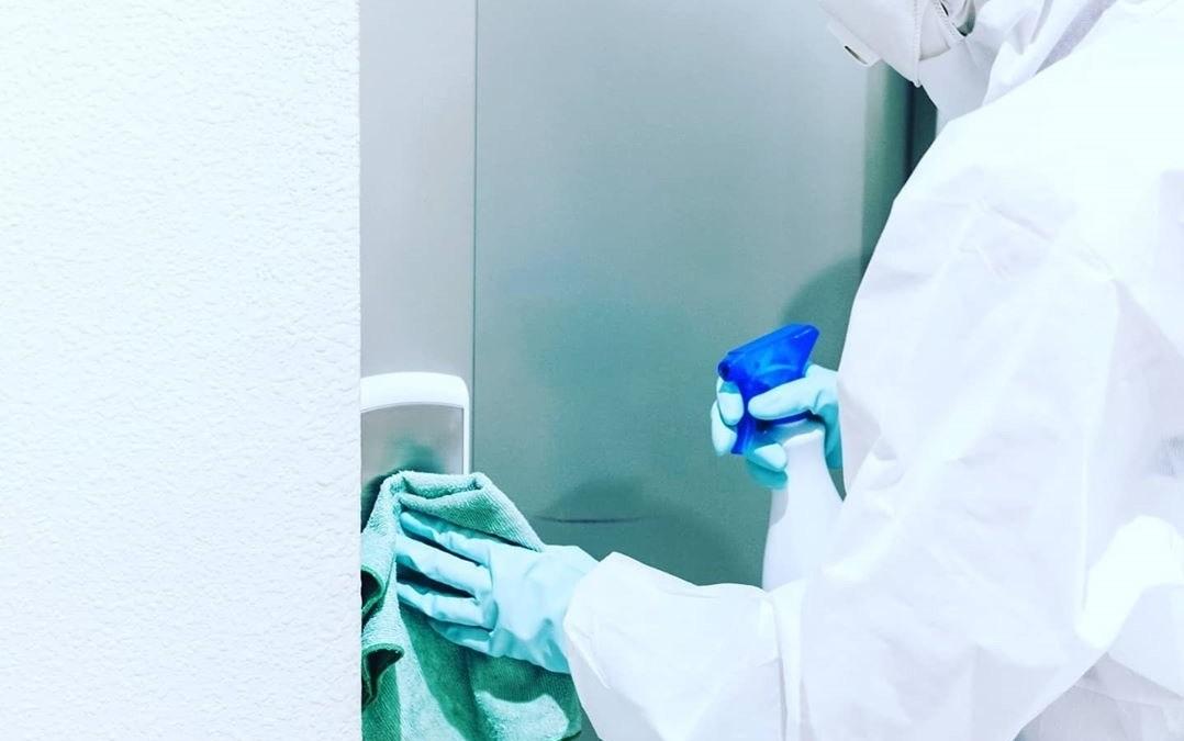 Nuevo protocolo de desinfección y limpieza de hogares y negocios por Covid19