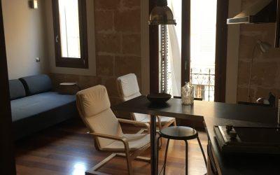 Pequeño estudio/loft de alquiler en casco antiguo Palma