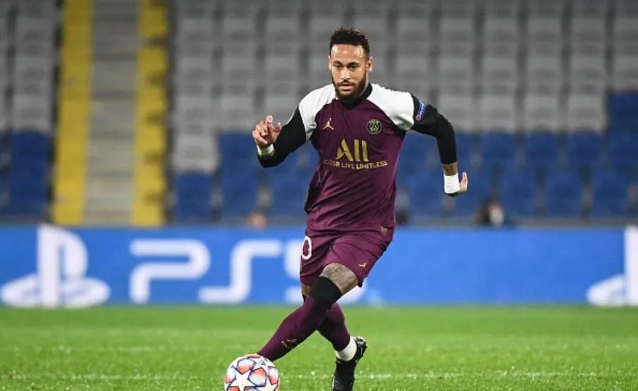 Neymar depende da chegada de Sérgio Ramos para continuar em Paris