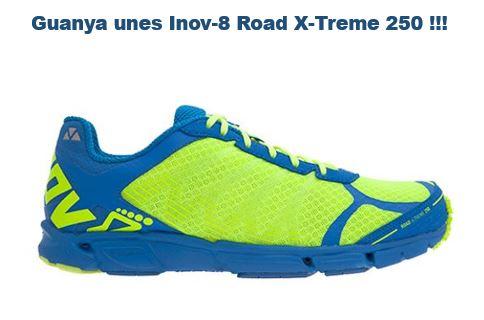 sorteig inov-8 road x-treme 250