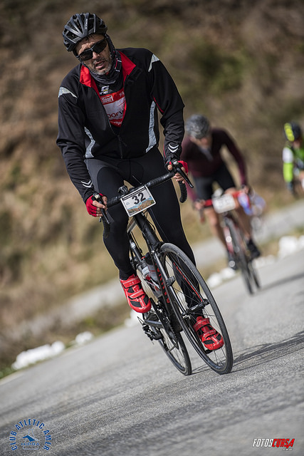 reporter alex marxa cicloturista amer