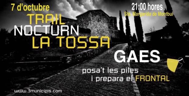 Trail Nocturn La Tossa
