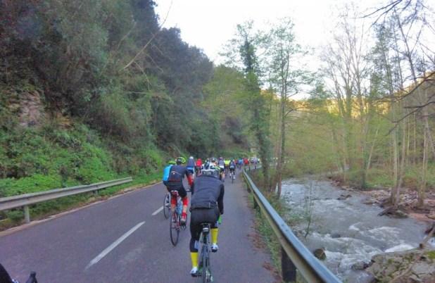 marxa cicloturista amer