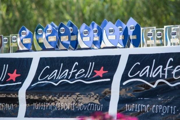 historic trail calafell