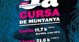 cursa muntanya castellbisbal