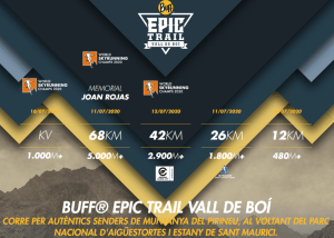 Buff Epic Trail 2020 - 26km / 68km @ Barruera