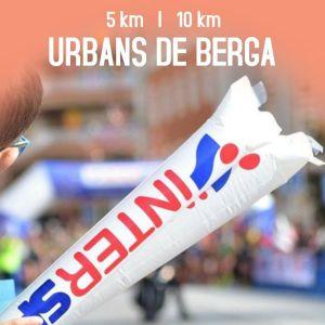 5km i 10km Urbans de Berga 2020 @ Hotel Berga Park de BERGA