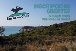 Cursa dels Colls 2020 @ Far de Vilanova i la Geltrú