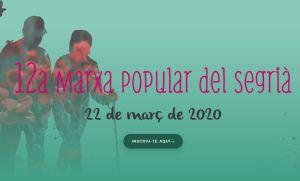 Marxa Popular del Segrià 2020 @ Campus Universitat Lleida