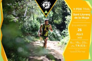 Fox Trail 2020 @ Sant Llorenç de la Muga