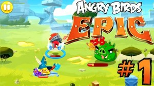 Angry-Birds-Epic-Fighting - 1280 x 720