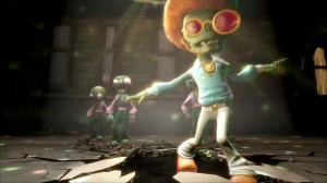 Plant VS Zombies-Garden Warfare- 2560 x 1440