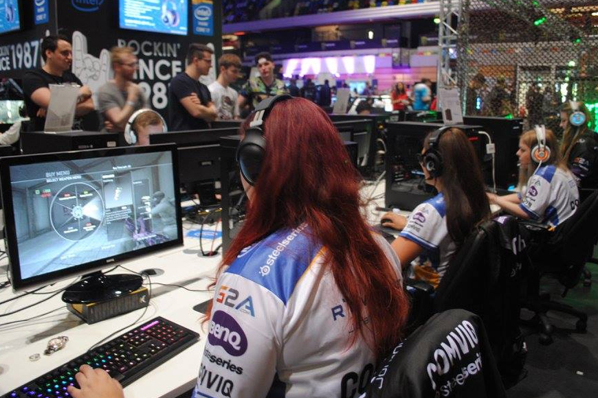 Image result for women esports