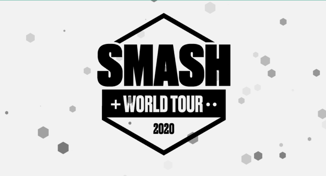 Smash World Tour ロゴ