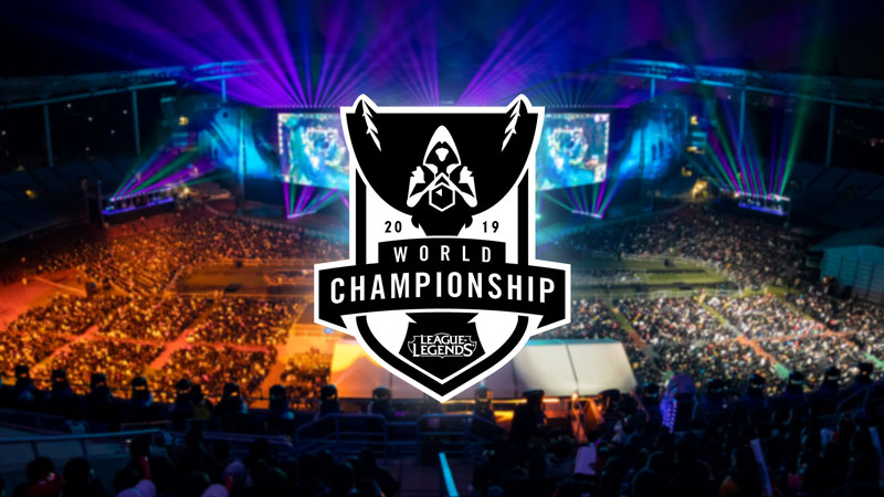 Image result for League of Legends World Championship 2019