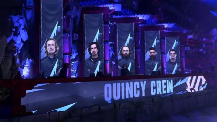 Quincy Crew AniMajor