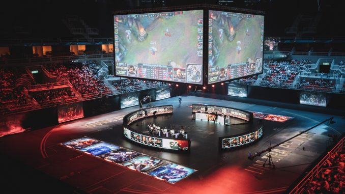 MSI Day 12 TSM Crash Out Of Group Stage ESPORTS SOURCE