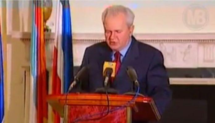 KAO DA JE BIO NOSTRADAMUS! Milošević pre 20 godina tačno predvideo sve što će se dešavati?! (VIDEO) 1