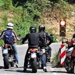 Due incidenti fra Carsoli e Monte Bove. Motociclisti protagonisti. Uno è grave