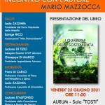 """""""I quaderni della sostenibilità"""",all'Aurum si presenta il libro di Mario Mazzocca"""