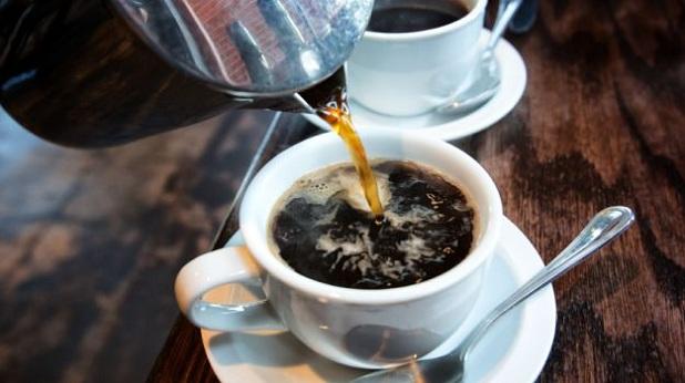black coffee weight loss