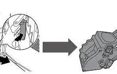 Bloc erogator (infuzor/grup)