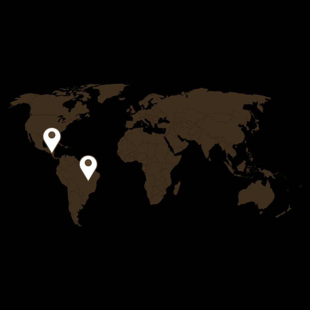 World map Espresso