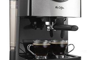 Best home espresso machine - ECMP50 - Automatic dual shot Espresso-Cappuccino system