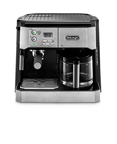 DELONGHI AMERICA BCO430 COMBI COFFEE AND ESPRESSO MACHINE REVIEW