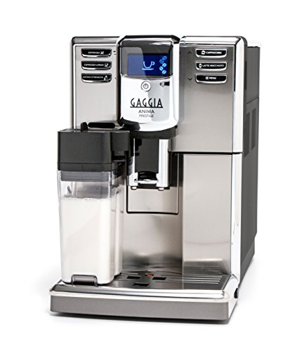 Best latte machine: Gaggia Anima Prestige Coffee Maker Review