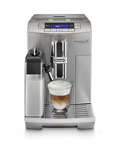 Best latte machine: Delonghi ECAM28465M Prima Donna Espresso Machine Review