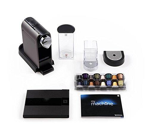 key features of nespresso citiz c111 espresso maker