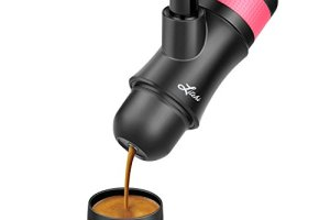 Litchi Portable Espresso Machine 80ML Review