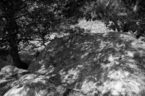 limousin pierre sacrifice porte et passage
