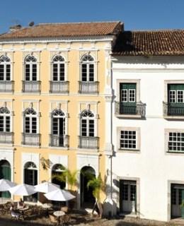La Villa Bahia, Pelourinho, Salvador de Bahia 2009