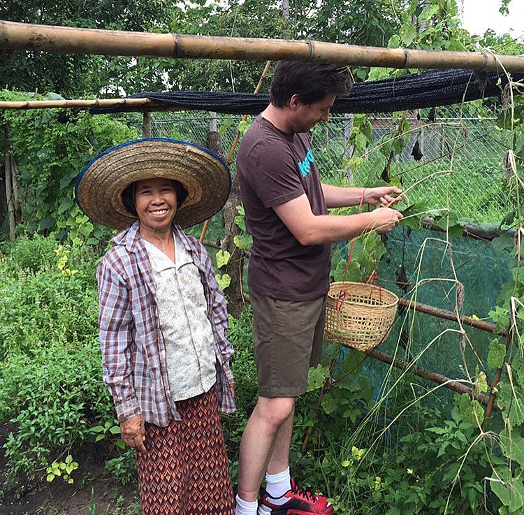 Jean Imbert a Chiang Mai