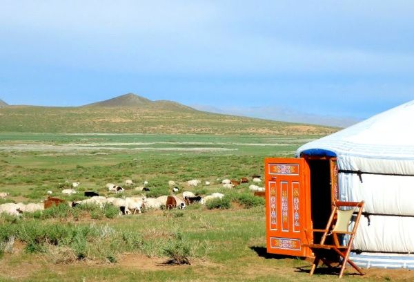 immersion mongolie